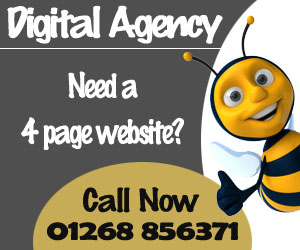 Brentwood  Website Design Deal - 4 Page Website